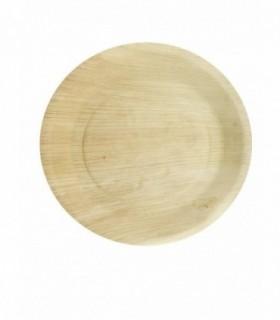 Plato palmera redondo 22 cm